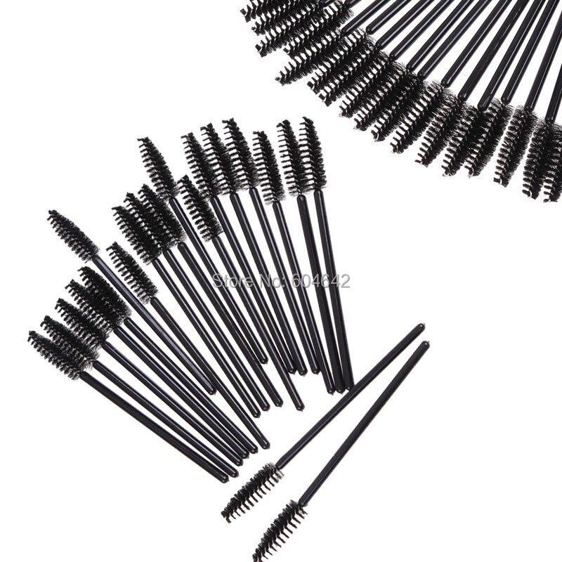 10000 Pcs Disposable Eyelash Brush One Off Mini Eyelash Brush Eyelash Mascara Applicator Wands Makeup Brushes