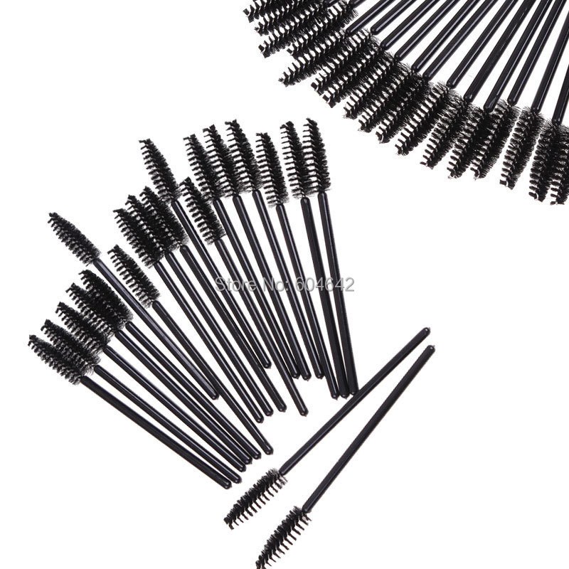 10000 Pcs Disposable Eyelash Brush One Off Mini Eyelash Brush Eyelash Mascara Applicator Wands Makeup Brushes Tool-in Eye Shadow Applicator from Beauty & Health    1
