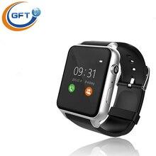 GFT GT88 Pulsmesser Bluetooth Smartwatch Unterstützung Sim-karte Für IOS Android-System Smartphone MTK2502C männer armbanduhr