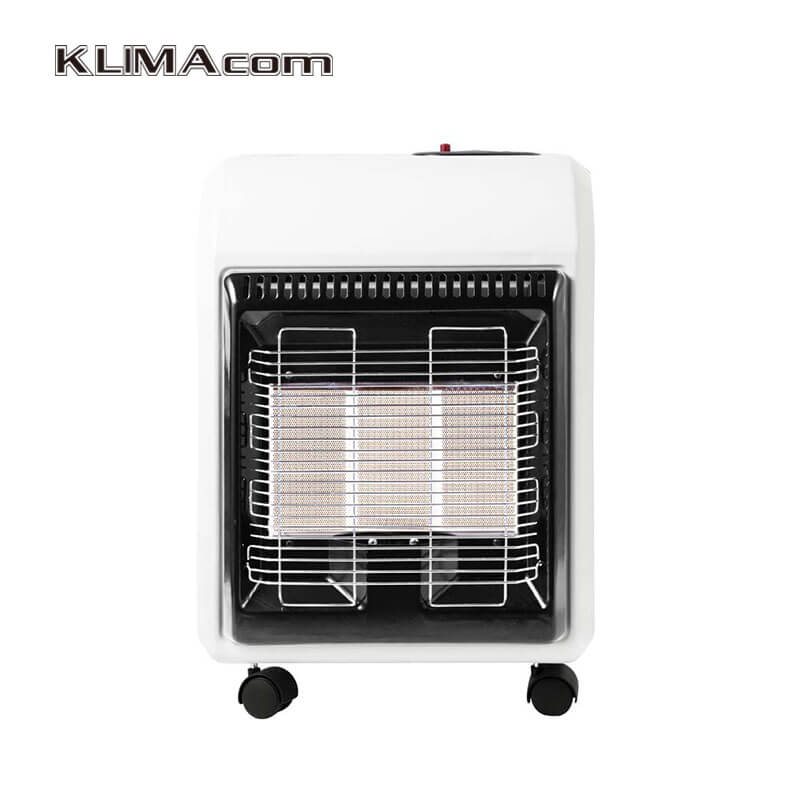 Household infrared small gas heater for home flame failure for Chauffage infrarouge exterieur mural