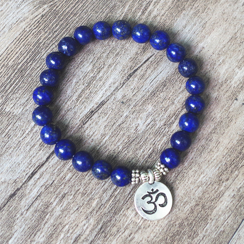 Lazurite Mala Bracelet 2