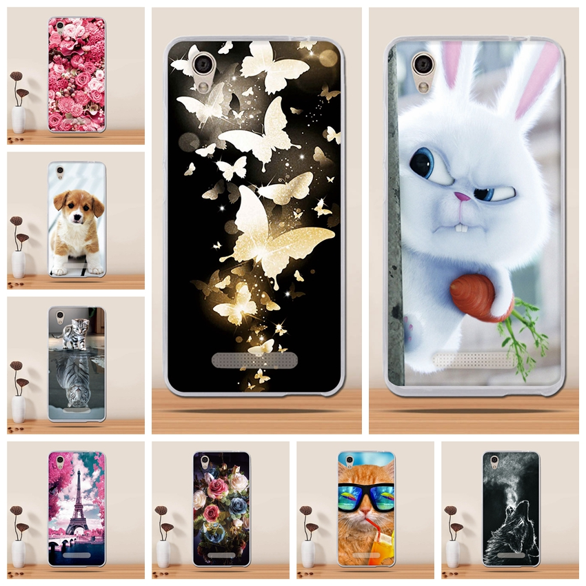 b0d45dceaf9 Soft TPU Case for ZTE Blade X3 T620 Phone Case Silicon Cover Capa Painting  Cove