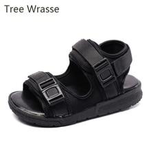 Хлопчики пляжні сандалі дитячі взуття літні дитячі модні діти Стілець студійних сандалів хлопчик слів прохолодно тапочки випадкові сандалії для хлопчиків