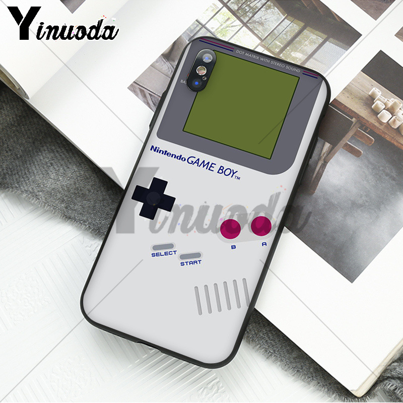US $1 03 48% OFF|Yinuoda recreational machines Switch Game Boy Colorful  Cute Phone Case for Apple iPhone 8 7 6 6S Plus X XS MAX 5 5S SE XR Cover-in