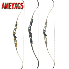 1pc 64 Inch Archery Recurve Bow F166 ILF Takedown 30-60Lbs Shooting Hunting Outdoor Sports Accessory
