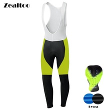 Zealtoo Cycling Long Pants Spring Autumn Ropa Ciclismo Bicycle Bike Trousers For Men
