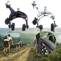 Nova Alumínio Freio C Braço Longo Pinça de Freio para Bicicleta de Estrada Engrenagem fixa MTB Bicicleta Mountain Bike Freio Dual Pivot Pinça de Freio