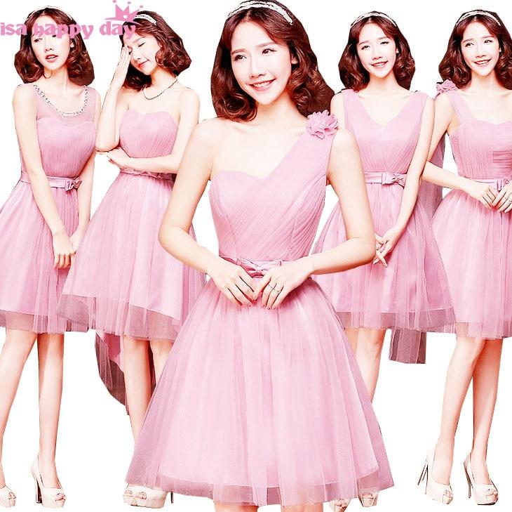 ⑥2018 sweetheart elegante vestido de dama de honor vestidos de ...