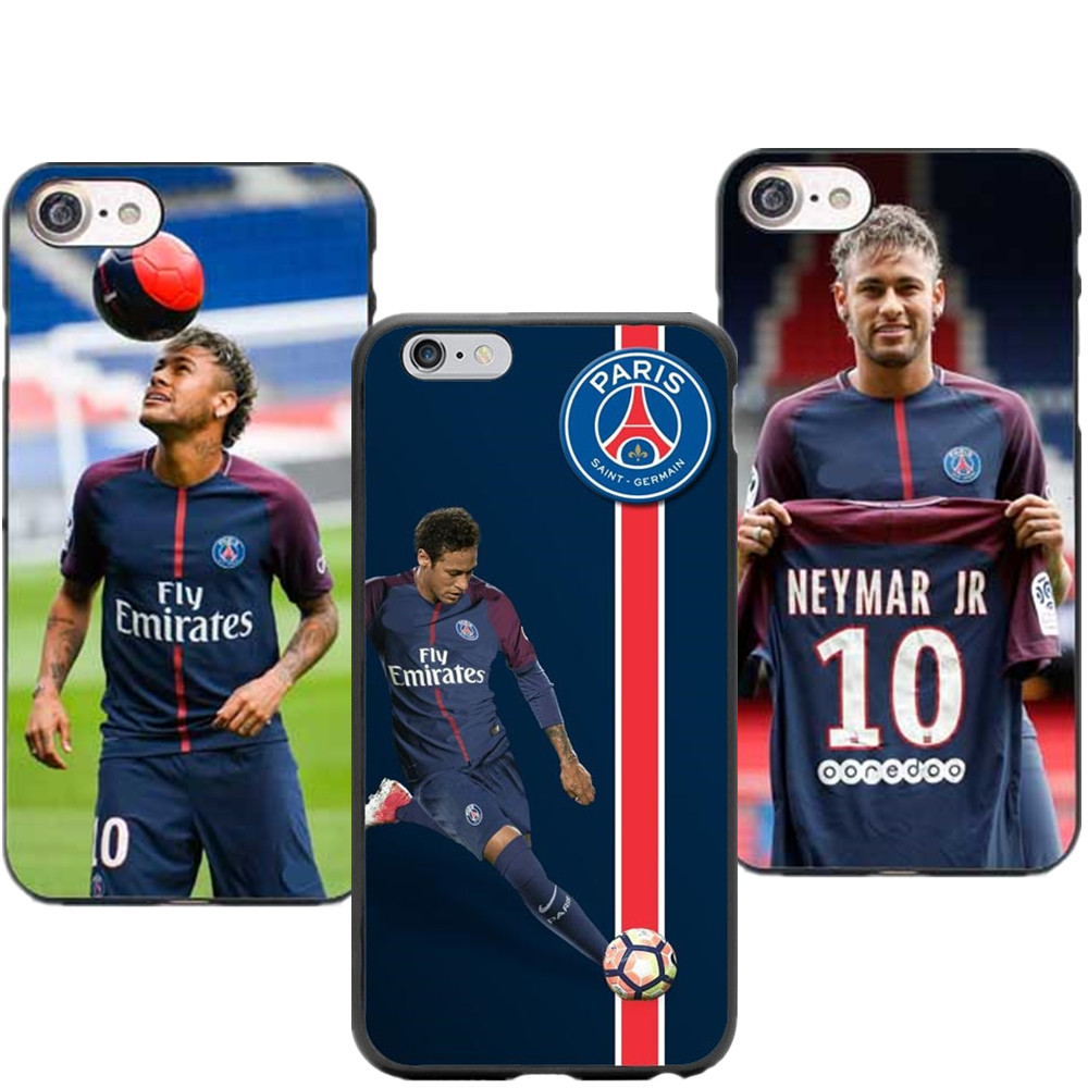 Psg black and pink jersey - French Paris Saint Germain Psg Cover Cases For Iphone 5 5s Se 6 6s Plus Neymar