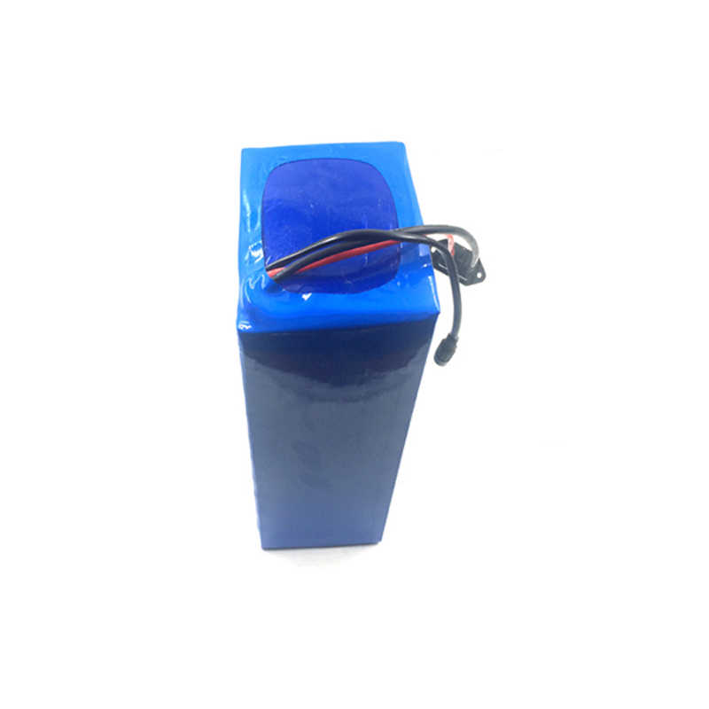 Rechargeable electric motorcycle battery pack 72V 25AH lifepo4 battery pack with 4A charger