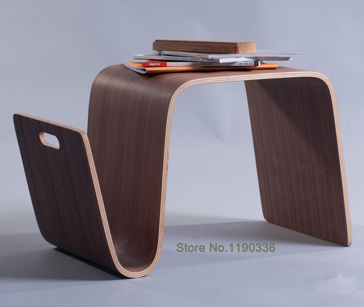 walnut plywood coffee table modern design wooden dining table, plywood coffee table, wooden table for home and office creative mini table golf entertainment coffee mug 300ml for office