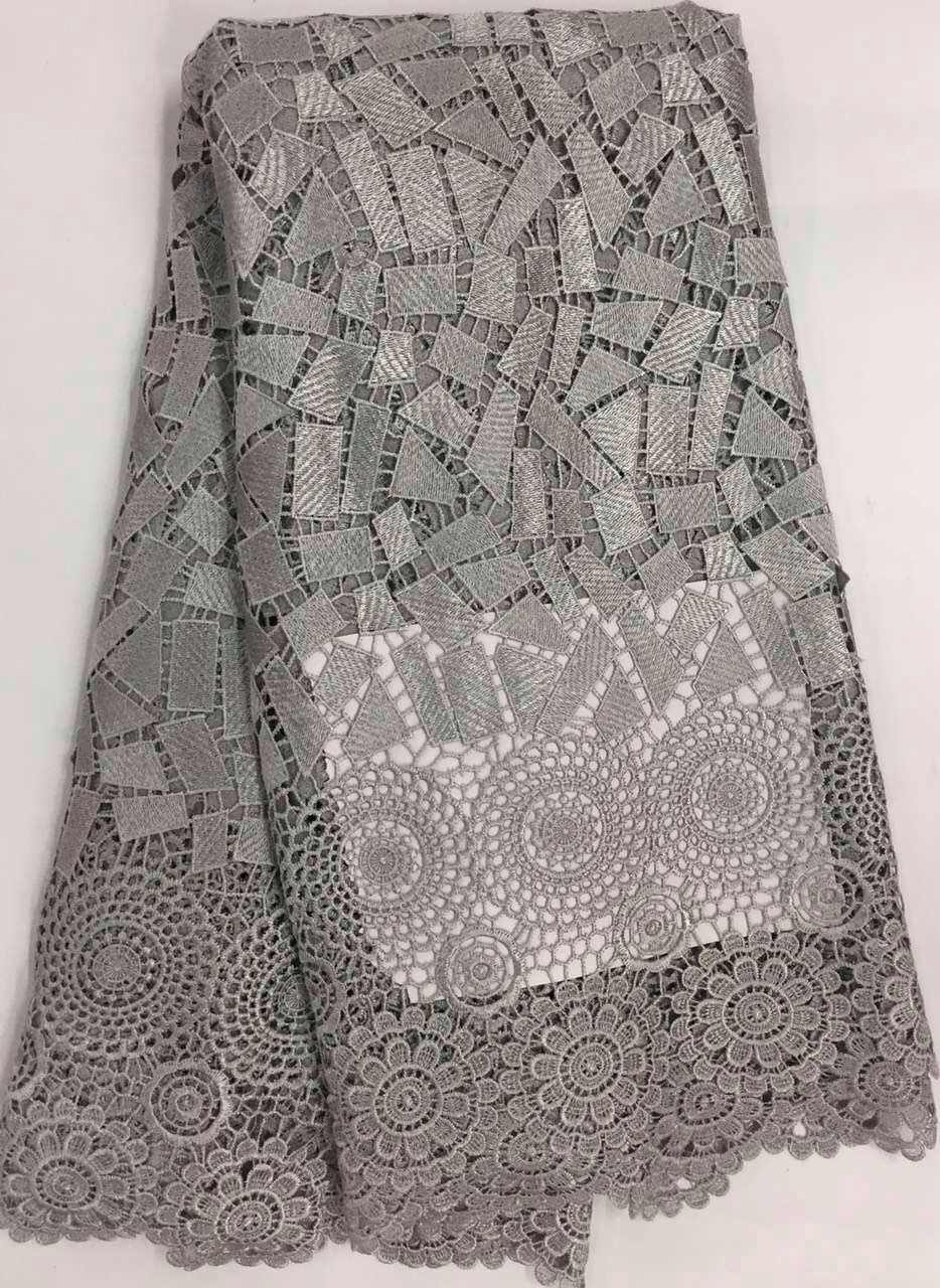 Высококачественная африканская гипюровая кружевная ткань для шитья африканская кружевная ткань/водорастворимое кружево в fuchia для свадьбы R6659