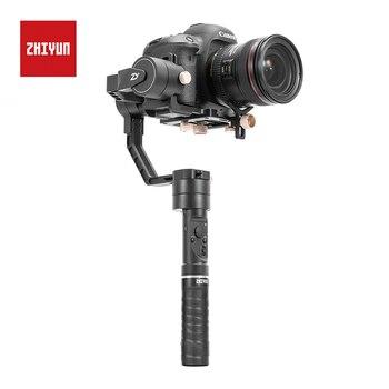 Zhiyun Crane Plus 3 Axis Handheld Gimbal Stabilizer 2500g Payload Long Exposure Time Lapse Motion Memory for Mirrorless DSLR