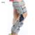 Ajustable de Deportes Apoyo Rodillera Ortopédica Férula Articulada Estabilizador Wrap Esguince Post-op Hemiplejía Flexión Extensión