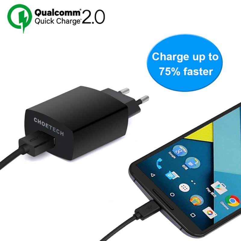Qualcomm Quick Charge 2.0 Charger 7