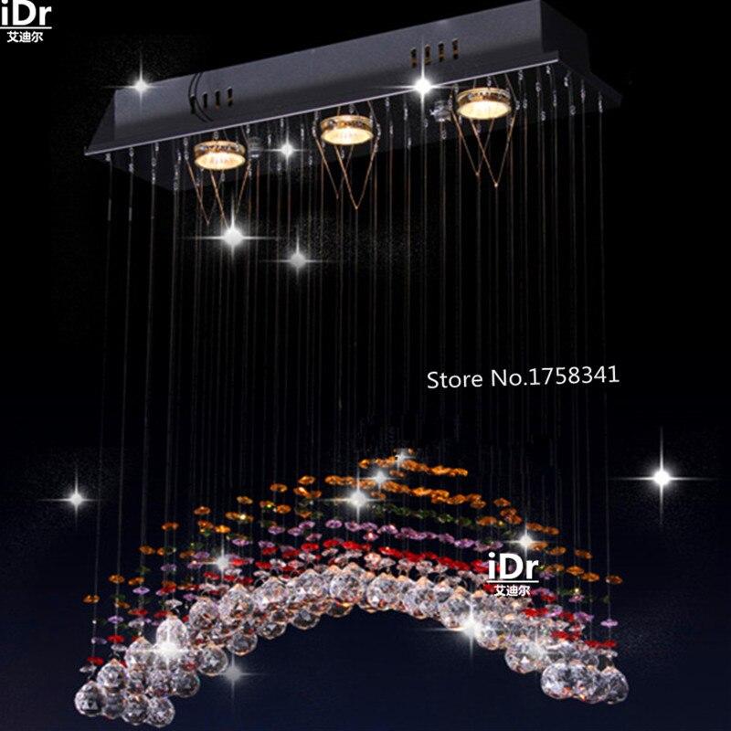 Современная короткая Хрустальная стальная проволочная линия, подвесной светильник, лестничные светильники для отеля, высококлассные свет