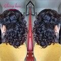 Brazilian kinky curly virgin hair cheap brazilian hair 4 bundles curly weave human hair brazilian afro kinky curly human hair