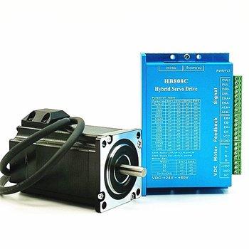Nema 23 2.2N.m Closed Loop Stepper Motor kits 2.0 Nm 285Oz-in Nema23 stepper motor and drivers / 57 servo motor kits for CNC