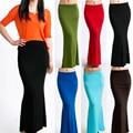 Long Skirt Elegant Maxi Skirts Womens Saia Plus Size Women Clothing Skirt Long Female Oversize