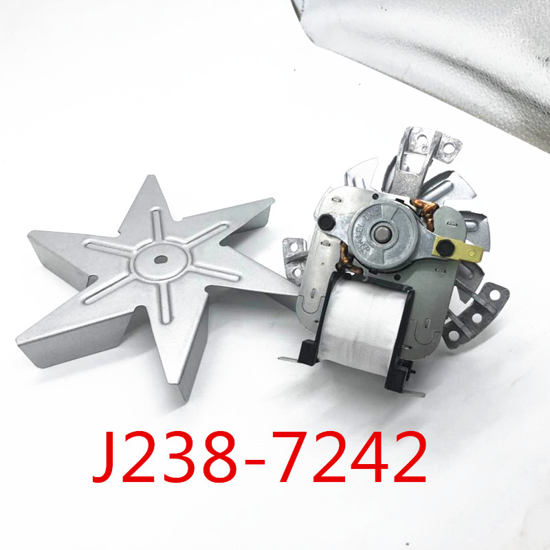 J238 7242 JH 0001 vacuum drying oven incubator oven special high temperature resistant fan motor