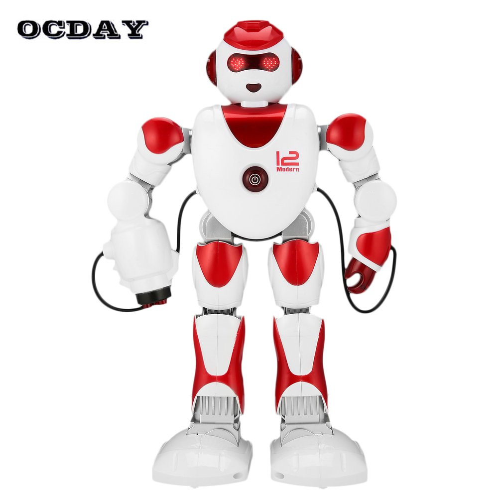 K2 Intelligent Alpha Robot Smart Programming Humanoid Robots Toys Demo Singing Dancing Robot Kids Educational Toy tobot Gifts стоимость