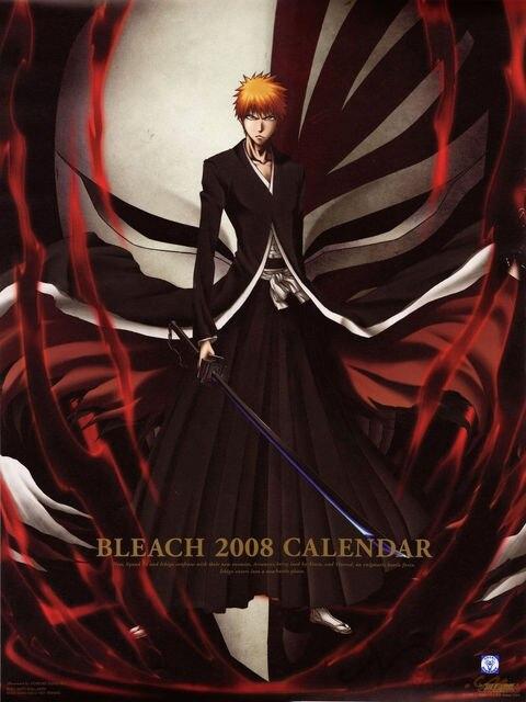 P1377 Bleach Anime Poster HD Home Decor 40x60cm Wall Sticker Printed Free Ship