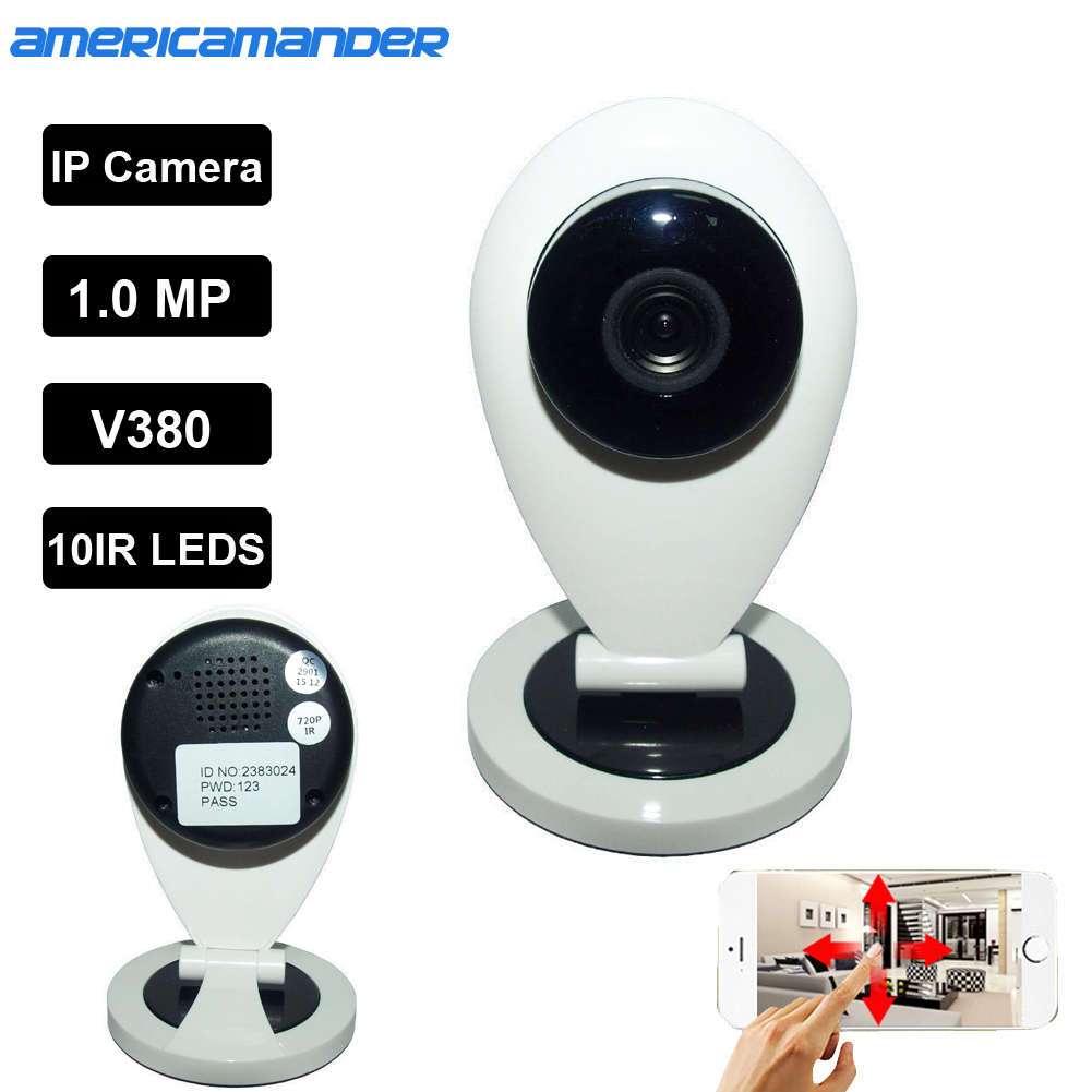 hd 720p camera ip wifi wireless night vision micro. Black Bedroom Furniture Sets. Home Design Ideas