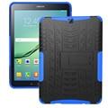 Премиум Броня Стенд Case For Samsung Galaxy Tab s2 9.7 T815 T810 T813 Покрытия принципиально Капа Коке, Hybrid ТПУ + PC Задняя Крышка Tab S2 9.7