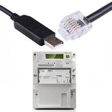 FTDI FT232R USB Uart ttl Poort кабель для Domoticz на Raspberry Kaifa MA105 Iskra Kamstrup Landis голландский Смарт-метр DSMR P1 E350