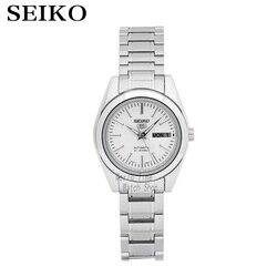 Seiko orologi da donna 5 I Regali delle signore delle donne della vigilanza Impermeabile top brand di lusso Orologio automatico della vigilanza reloj mujer montre femmesymk131