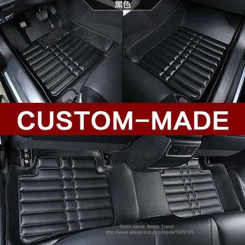 Custom fit car floor mats special for Lexus GX 400 460  GX400 GX460  waterproof car-styling rugs carpet liners(2002-now