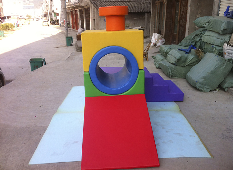 customized soft toys for playground center kids software play set YLW-INA171033 ylw ce approved supermarket kids indoor playground equipment golden factory indoor soft play system