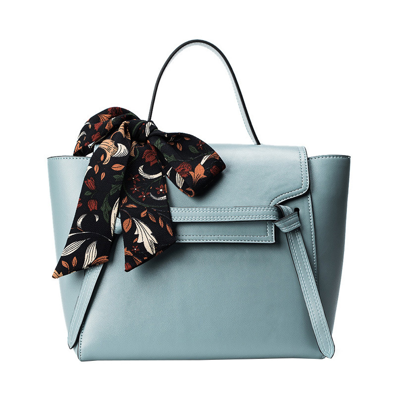 Pu Leather Women Shoulder Bag Fashion Silk Scarf Design Hangbags Ladies Crossbody Messenger Bag For Women Travel Storage Bag цена и фото