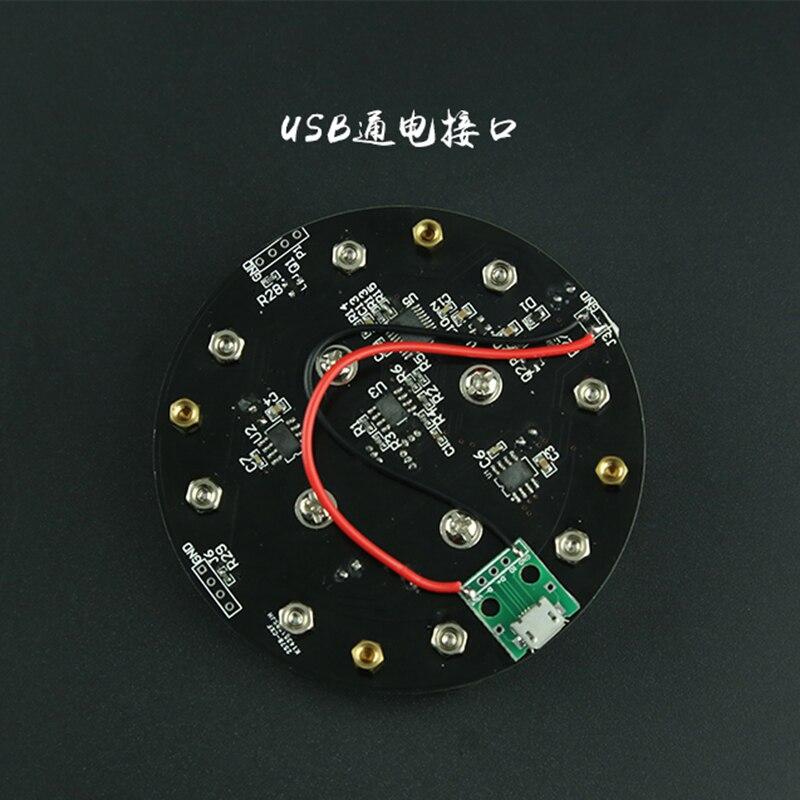Lévitation magnétique numérique 5 V alimentation charge lourde lévitation magnétique haute efficacité économie d'énergie - 5