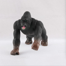 Movie King Kong Skull Island Chimpanzee Model Action Figure wild Animals super big monster KING KONG silverback gorilla figurine стоимость
