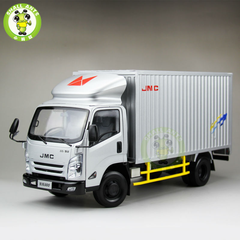 18 Toy Trucks : Scale china jiangling kairui diecast container