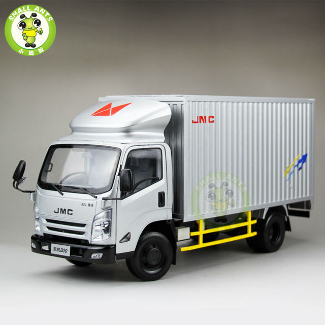 1:18 Scale China JiangLing KaiRui 800 Diecast Container Truck Model
