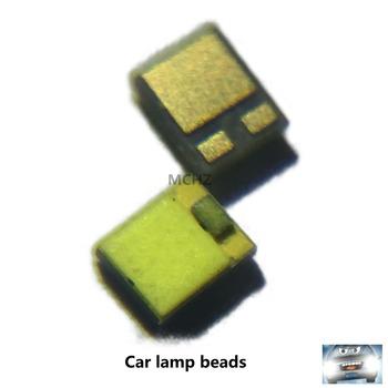 20 sztuk LUMILDES ZES chip H712000 LM mini reflektor samochodowy koralik świetlny 6000 K 5000k 5300k 5700k tanie i dobre opinie Piłka 1500MA 3 0-3 6 V ROHS LUMILDES ZES 2016 NoEnName_Null AlN ceramic scaffolds+60mil Flip chip+Zener diode 2 0*1 6 3V-4V