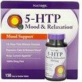 Natrol 5-HTP Настроение Enhancer Таблетки, 150-Count Помогает контролировать аппетит бесплатная доставка