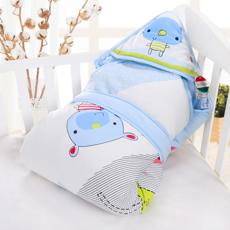 Hooded <font><b>Blanket</b></font> Kids Baby Pram Sheets Quilt Newborn Envelope Baby Wrap Flannel Receving <font><b>Blankets</b></font> Naninha Toddler Bedding 508018