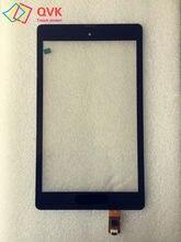 Écran tactile de remplacement de 8 pouces pour Mediacom Smartpad Iprow810 M-Iprow810, couvercle arrière en verre