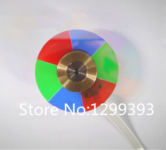 Projector Color Wheel for  Optoma HD220   Free shipping original projector color wheel for optoma ex540i