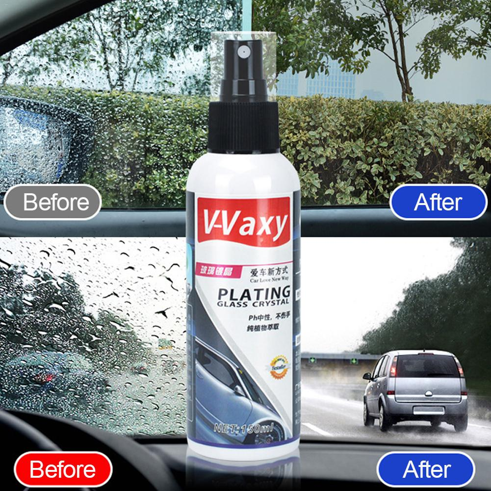 Car Liquid Ceramic Coat Super Hydrophobic Glass Coating Care Anti-scratch Auto Detailing Glasscoat Car Windshields Ceramic Coat(China)