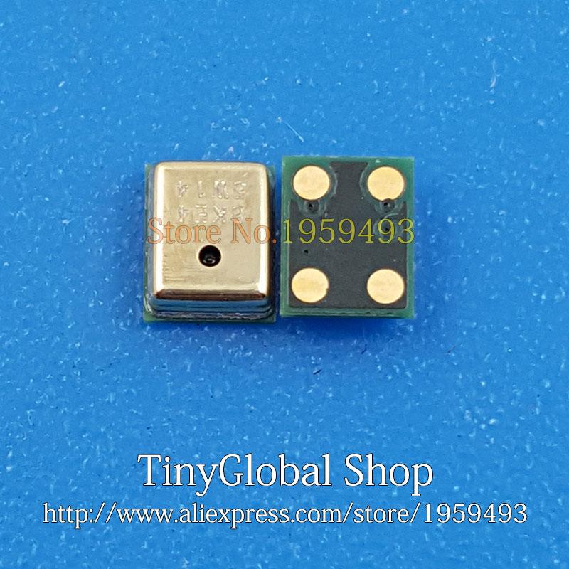 2pcs/lot XGE New Microphone MIC Speaker Repair Replacement For Motorola Moto Z2 PLAY XT1710 Top Quality