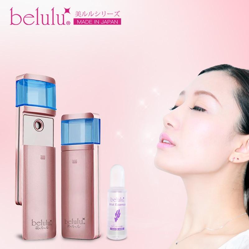 Belulu Nano water moisturizing spray device/deeply moisturizing /tightening pores/moisturizing in make up winter hydration цена 2017