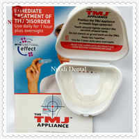 TMJ Intra-oral trainer appliance relief of TMJ disorder/MRC orthodontic brace TMJ/Myobrace TMJ Trainer orthodontic dental