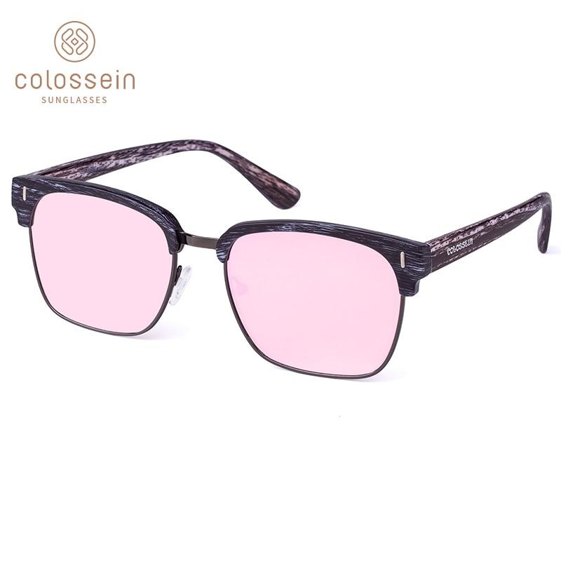 COLOSSEIN Módní sluneční brýle Ženy Muži Trendy brýle Brýle - Příslušenství pro oděvy