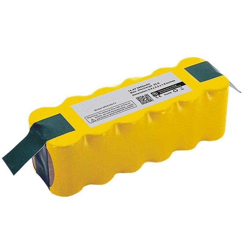 4500mAh Akku für iRobot Roomba 500 570 580 581 Ni-MH Ersatzbatterie