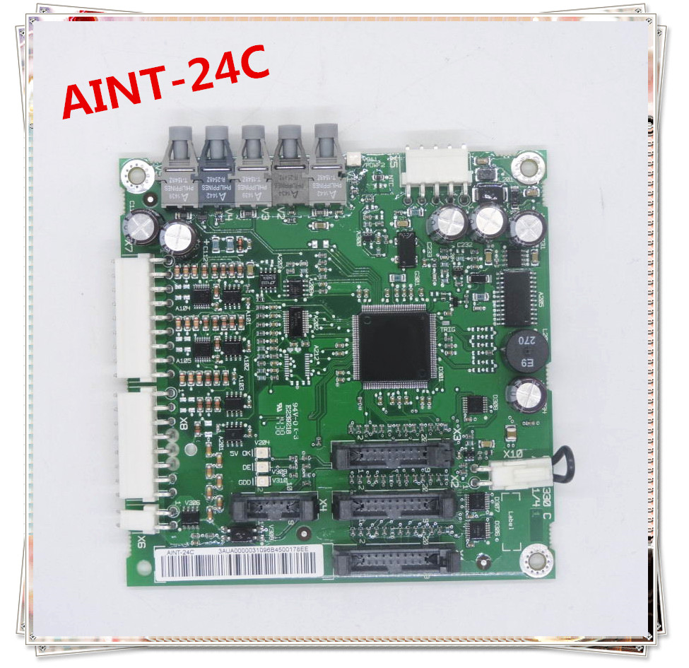 For ABB Inverter ACS800 Fiber Board Main Board AINT 02C and AINT 14C and AINT 24C