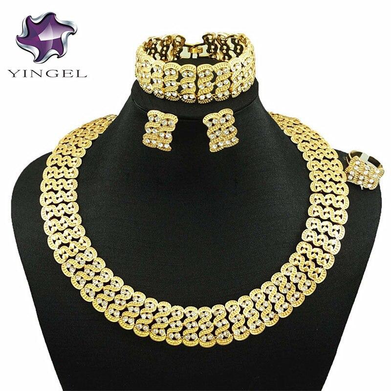 2018 India Jewelry Dubai Gold Jewelry Women Fashion: Aliexpress.com : Buy Indian Jewelry Dubai Gold Jewelry